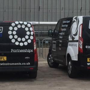 BKW Service Vans